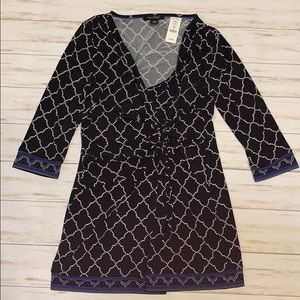 New! White House Black Market Dress Size M